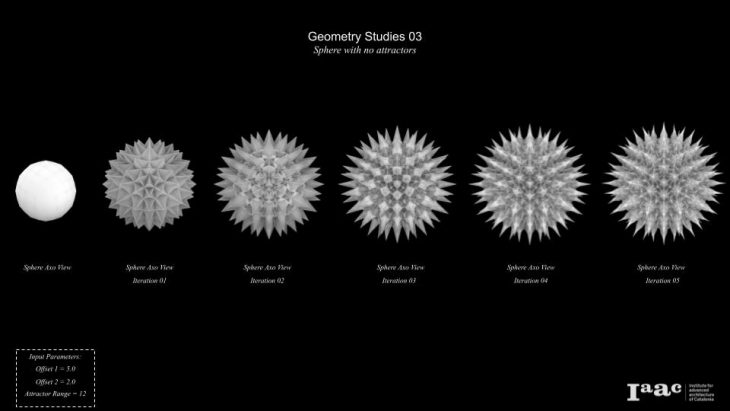 DragonSkin: Python Mesh Subdivision Geometry Studies4