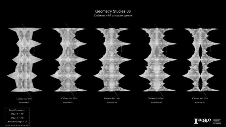 DragonSkin: Python Mesh Subdivision Further Geometry Studies2