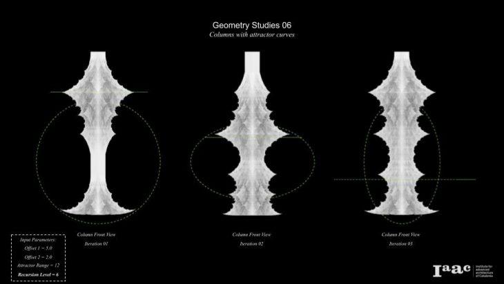 DragonSkin: Python Mesh Subdivision Further Geometry Studies4