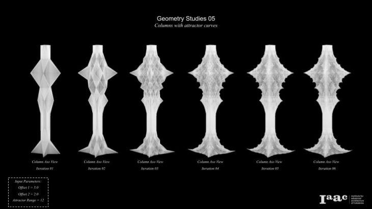DragonSkin: Python Mesh Subdivision Further Geometry Studies5