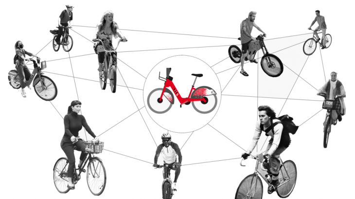 bicing, small-world, six degrees, network, celebrities