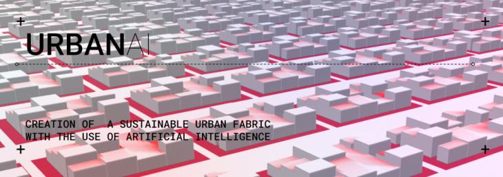 URBAN AI - Artificial Intelligence in the urban design process